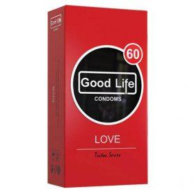 کاندوم گودلایف مدل عشق رمانتیک Love