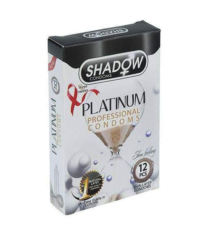 کاندوم شادو تاخیری Platinum