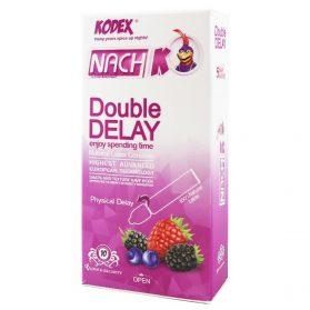 قیمت و خرید کاندوم کدکس با تاخیر دو برابر کاندوم تاخیری دوبل کدکس