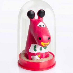 قیمت و خرید کاندوم عروسکی طرح الاغ بامزه Funny Donkey قرمز