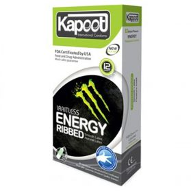 کاندوم کاپوت شیاردار و انرژی زا