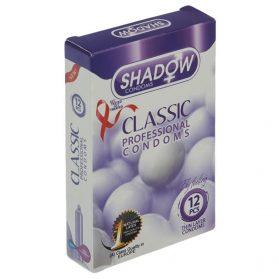 کاندوم شادو ساده و کلاسیک cLASSIC